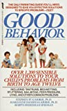 img - for Good Behavior book / textbook / text book