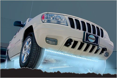 Pacer Performance Products 20805 LED Undercar Lighting Kit