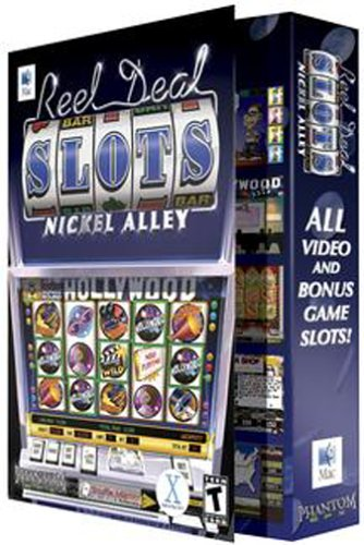 Reel Deal Slots Nickel Alley (Mac)