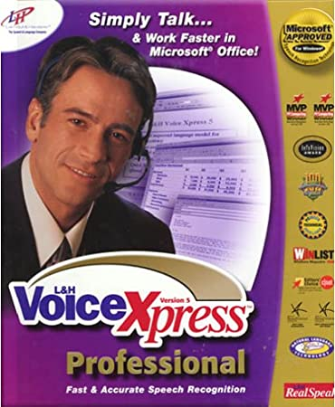 L&H Voice Express Professional 5.0  [OLD VERSION]