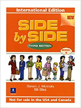 side by side third edition book 2