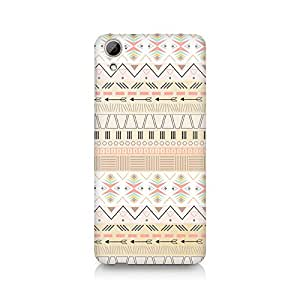 TAZindia Printed Mobile Hard Back Case Cover For HTC Desire 820