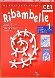 echange, troc Collectif - Ribambelle - CE1 - Cycle 2 - Livret d'entraînement à la lecture  n° 1