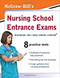 img - for McGraw-Hill's Nursing School Entrance Exams book / textbook / text book