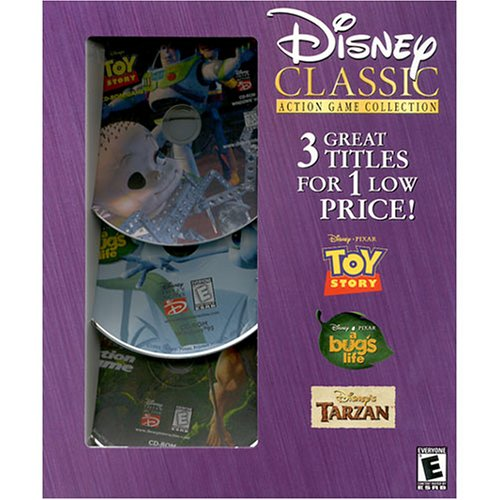 Disney Classic Action Game