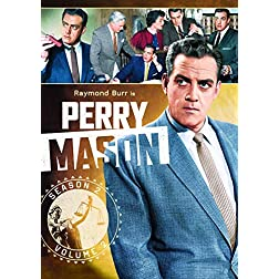 Perry Mason: The Second Season - Volume Two