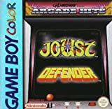 echange, troc Midway arcade hits Joust defender Nintendo Blister - Game Boy Color - PAL