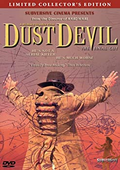 "Cover of ""Dust Devil: The Final Cut"""