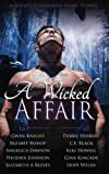 img - for A Wicked Affair: A Paranormal Romance Short Story Boxed Set (A Wicked Halloween) (Volume 1) book / textbook / text book