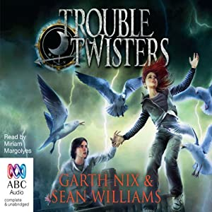Troubletwisters: Book 1 Audiobook