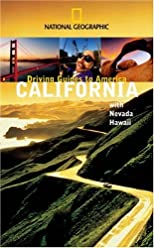 National Geographic Driving Guide to America, California (NG Driving Guides)