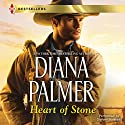 Heart of Stone: Long, Tall Texans, Book 33 Audiobook by Diana Palmer Narrated by Graham Halstead