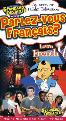 Standard Deviants TV - Parlez-vous Francais? (Learn French) [VHS]