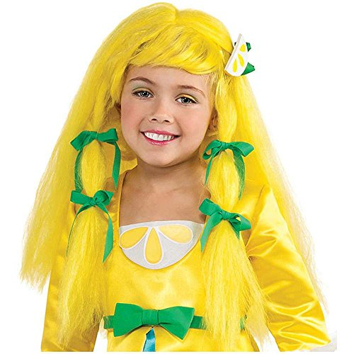 Lemon Meringue Child Wig
