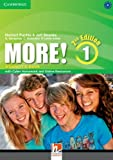 More! Level 1 Students Book with Cyber Homework and Online Resources
