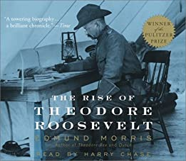 "Cover of ""The Rise of Theodore Roosevelt&..."