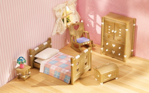Calico Critters Country Bedroom Furniture Set