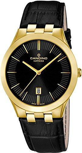 Candino Elegance C4542/3 Reloj de Pulsera para hombres Clásico & sencillo