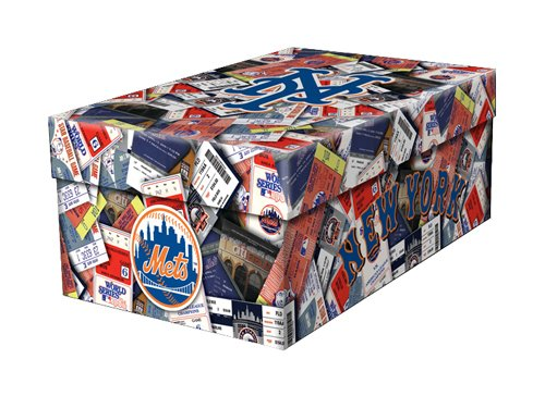 New York Mets MLB Ticket Souvenir Box (Ny Mets Tickets compare prices)