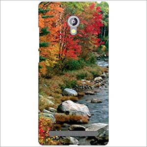 Asus Zenfone 6 A601CG Back Cover - Abstract Designer Cases