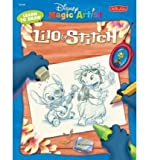 img - for How to Draw Lilo & Stitch (Disney Magic Artist Learn-To-Draw Books) (Paperback) - Common book / textbook / text book