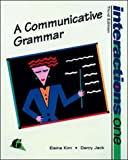 Interactions I: A Communicative Grammar (0070349169) by Kirn, Elaine