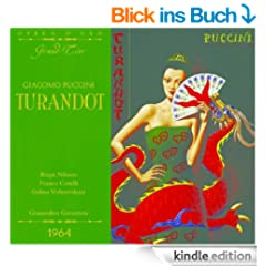 OPD 7008 Puccini-Turandot: Italian-English Libretto (Opera d'Oro Grand Tier) (English Edition)