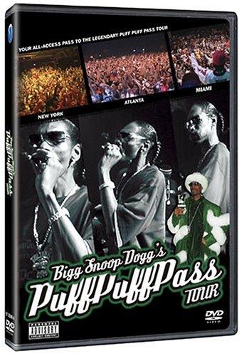 Bigg Snoop Dogg's Puff Puff Pass Tour [DVD] [Region 1] [US Import] [NTSC]