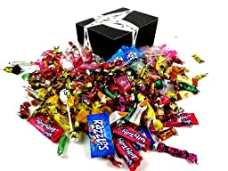 Mystery Gift Box of Goodness, 2.5 lb Colorful Candy Cornucopia