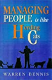 Managing People is Like Herding Cats (096349175X) by Bennis, Warren