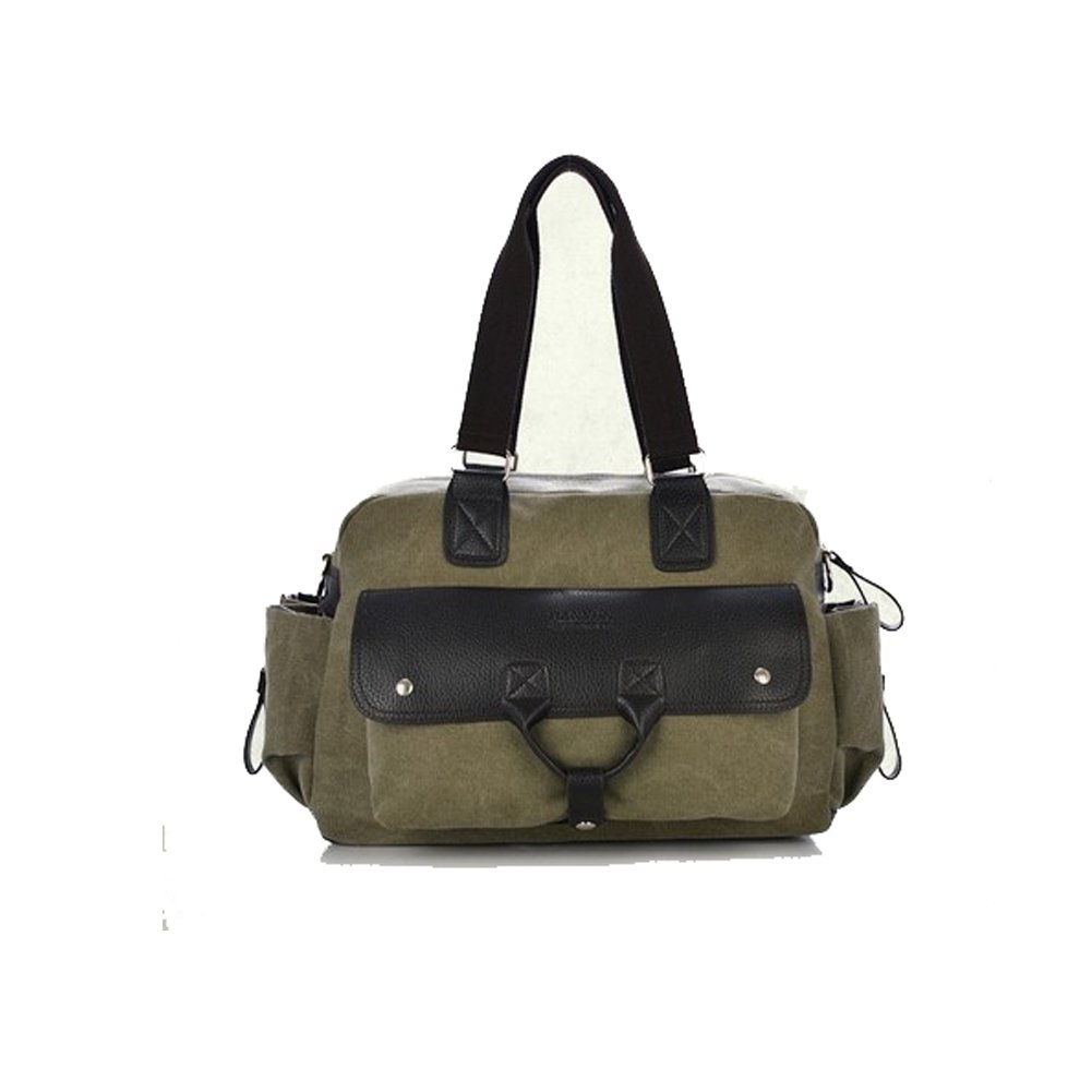 Multi function Vintage Canvas Large Capacity Shoulderreview and more information