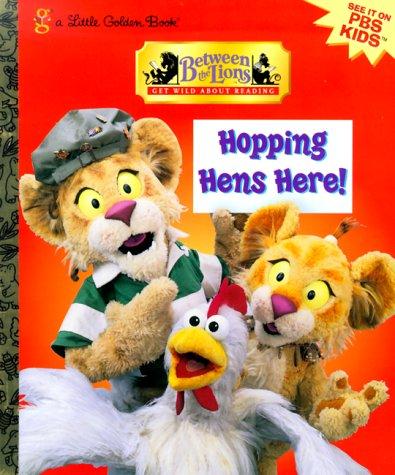 Hopping Hens Here! (Little Golden Book), Louise Gikow