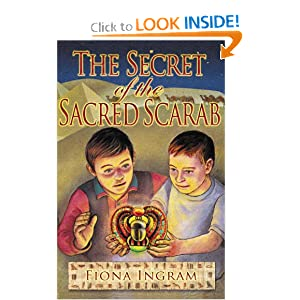 The Secret Of The Sacred Scarab: Fiona Ingram: 9780595457168: Amazon.com: Books