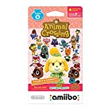 Nintendo Animal Crossing amiibo Cards Series 4 (6-Pack) - Nintendo Wii U