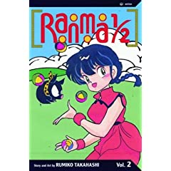 Ranma 1 2, Vol. 2 by Rumiko Takahashi