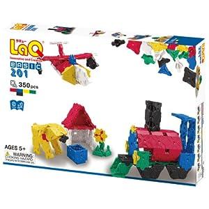 LaQ ラキュー Basic 201 ベーシック 201 350pcs