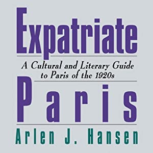 Expatriate Paris Audiobook