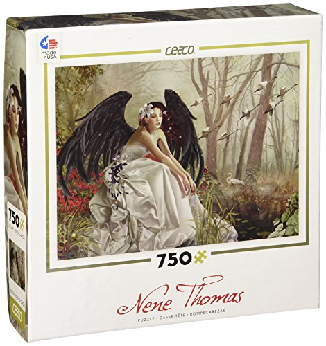 Ceaco Nene Thomas - Swan Song Puzzle