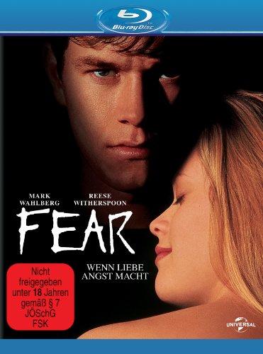 Fear - Wenn Liebe Angst macht [Blu-ray]