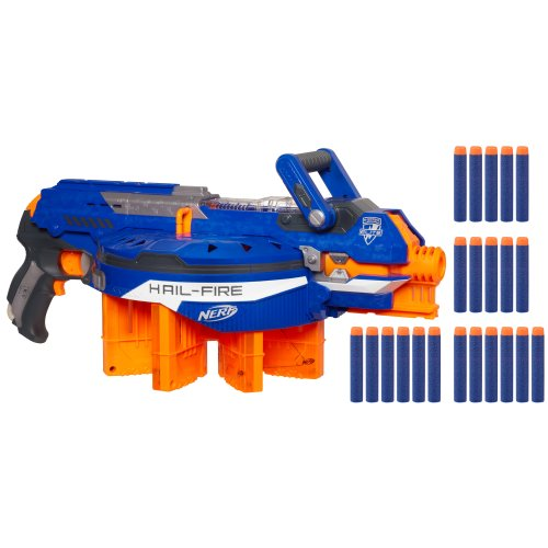 Nerf N-Strike Elite Ave-Fire Blaster