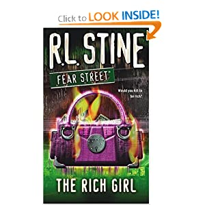 The Rich Girl (Fear Street Series #44) by