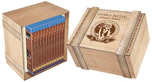 Gojko Mitic' Sammler-Edition - 12 Indianerfilme in rustikaler Holzbox - limitierte Auflage!! [Blu-ray] [Limited Edition]