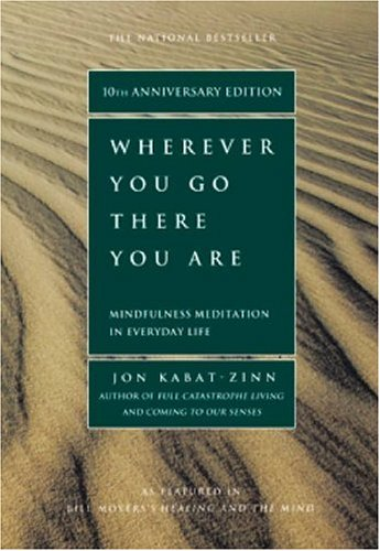 January Book Club: Wherever you go, there you are by Jon Kabat-Zinn | #SOBookclub