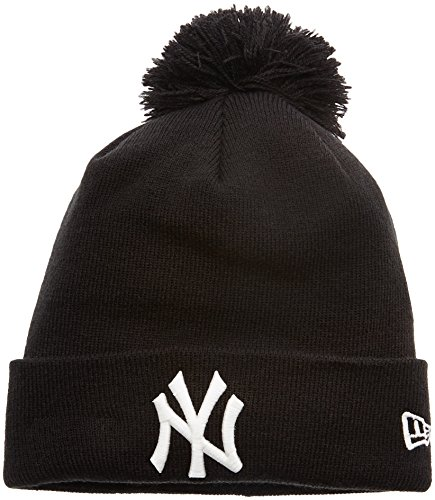New Era Mixed Gitd Bob Neyyan Blk - Berretto Linea New York Yankees da uomo, colore Nero, taglia OSFA