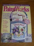 img - for PaintWorks April 2000 Special Expanded Home Decor Issue! book / textbook / text book