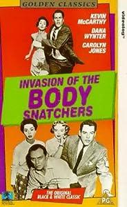 Invasion of the Bodysnatchers [VHS]