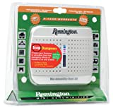 Remington Model 365 Mini Dehumidifier Compact Unit Attracts Holds Moistur Water Crystal
