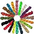 Toutacoo, Foulard, Ch�che, Echarpe, Tress� 100% Coton Parme - Couleur Violet