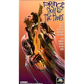 Sign O the Times [VHS] [Import]