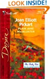 Plain Jane Macallister  (The Baby Bet:  The Macallister Family (Silhouette Desire)